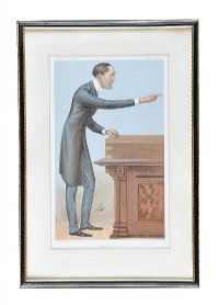 VANITY FAIR ENGRAVING at Ross's Auctions