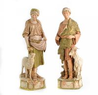 ROYAL DUX FIGURES at Ross's Auctions