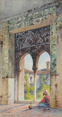 ALHAMBRA by Gabriel Carelli at Ross's Auctions