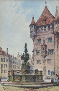 NUREMBERG by Gabriel Carelli at Ross's Auctions