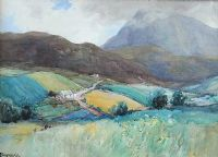 SUMMER, DONEGAL by Frank McKelvey RHA RUA at Ross's Auctions