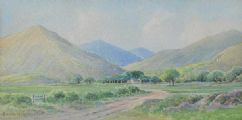 DEER'S MEADOWS, HILLTOWN by George W.  Morrison at Ross's Auctions