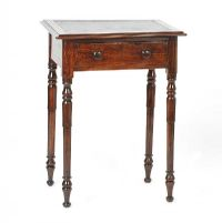 VICTORIAN ROSEWOOD OCCASIONAL TABLE at Ross's Auctions