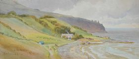 WHITEHEAD by Joseph William  Carey RUA at Ross's Auctions