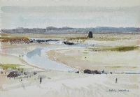 BOYNE ESTUARY by Bea Orpen HRHA at Ross's Auctions