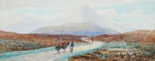 ROADSIDE CHAT by Alexander Williams RHA at Ross's Auctions