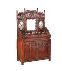 CHINESE DRESSING STAND at Ross's Online Art Auctions