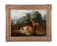 AFTER THE HUNT by George Armfield at Ross's Auctions