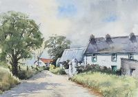 CUSHENDALL FARM by Edna Murray at Ross's Auctions