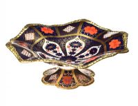 ROYAL CROWN DERBY COMPORT at Ross's Auctions