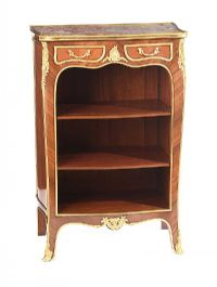 KINGWOOD OPEN BOOKCASE at Ross's Auctions