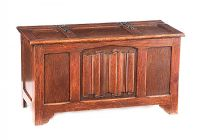 OAK BLANKET BOX at Ross's Auctions