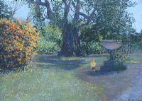 SMALL BOY AT MOUNT STEWART by John Taylor at Ross's Auctions
