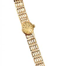 ROTARY 9CT GOLD LADY'S WRIST WATCH at Ross's Jewellery Auctions