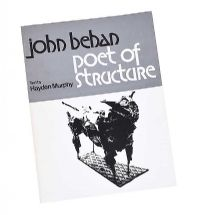 JOHN BEHAN, POET OF STRUCTURE by Hayden Murphy at Ross's Auctions