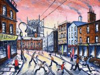CLOSING TIME by Michael Tobin at Ross's Auctions