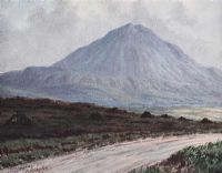 MOUNT ERRIGAL, DONEGAL by Douglas Alexander RHA at Ross's Auctions