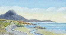 GLENBEG STRAND WEST COVE, COUNTY KERRY by R. Collins at Ross's Auctions