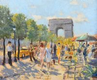 PARIS by M. Savagae at Ross's Auctions
