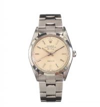 ROLEX OYSTER PERPETUAL WATCH at Ross's Jewellery Auctions