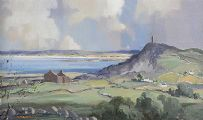 SCRABO TOWER by George K. Gillespie at Ross's Auctions
