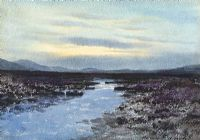 CONNEMARA EVENING by William Percy  French at Ross's Auctions