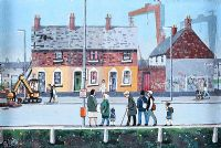 URBAN TRANSITION by Cupar Pilson at Ross's Auctions
