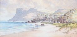 FAIRHEAD, BALLYCASTLE by B. Mullan at Ross's Auctions