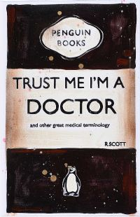 TRUST ME I'M A DOCTOR by R. Scott at Ross's Auctions