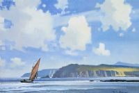 OUT SAILING by John Skelton at Ross's Auctions