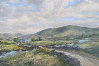 RIVER IN THE GLENS by Henry J. Foy at Ross's Auctions