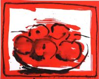 STILL LIFE APPLES by Neil Shawcross RHA RUA at Ross's Auctions