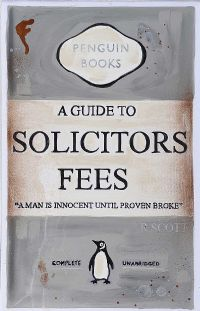 A GUIDE TO SOLICTOR'S FEES by R. Scott at Ross's Auctions
