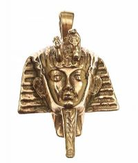 9CT GOLD EGYPTIAN PENDANT at Ross's Jewellery Auctions