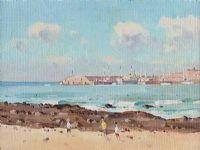 HARBOUR, LOS CRISTIANOS by Robert Taylor  Carson RUA at Ross's Auctions