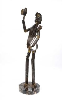 THE ENTERTAINER by Paul Musaracchia at Ross's Auctions