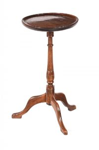 MAHOGANY WINE TABLE at Ross's Auctions