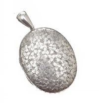 SILVER LOCKET at Ross's Jewellery Auctions
