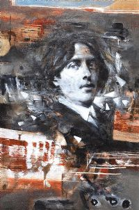 OSCAR WILDE by Noel Murphy at Ross's Auctions