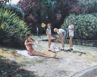 THE SUMMER CATCH by Diarmuid Boyd at Ross's Auctions