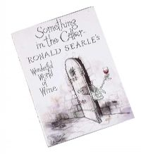 SOMETHING IN THE CELLAR by Ronald Searle at Ross's Auctions