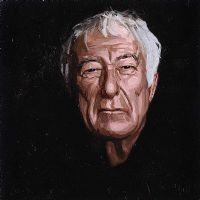 PORTRAIT OF SEAMUS HEANEY by Thomas Putt at Ross's Auctions