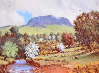 View more details · slemish county antrim by david overend at rosss auctions