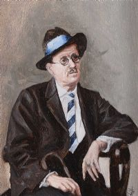 JAMES JOYCE by Thomas Putt at Ross's Auctions
