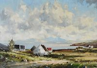 FARMSTEAD, DONEGAL by Diarmuid Boyd at Ross's Auctions