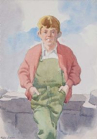 DONEGAL BOY by Robert Taylor  Carson RUA at Ross's Auctions