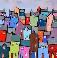 CLOSE COLOURS by Paul Bursnall at Ross's Auctions