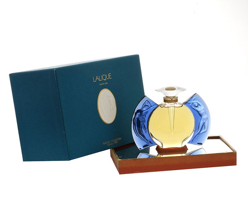 LALIQUE PERFUME 1999 LIMITED EDITION at Ross's Online Art Auctions