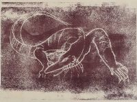 SALAMANDER by George Campbell RHA RUA at Ross's Auctions