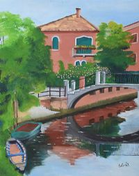 VENICE by Sylvia Stone at Ross's Auctions